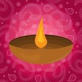 Фестиваль огней Diwali Стоковые Фотографии RF