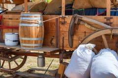 Фестиваль сбора Yamhill County Стоковая Фотография RF