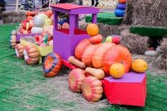 Фестиваль тыквы Стоковое фото RF