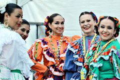 Фестиваль фольклора Сабаха международный стоковые фото