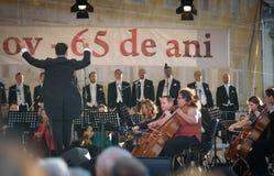 Фестиваль Brasov - Румыния оперы Стоковые Фотографии RF
