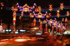 Фестиваль Diwali Deepavali Стоковое Фото
