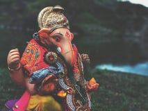 Фестиваль Ganpati стоковые фото