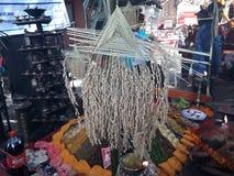 Фестиваль Tihar стоковое фото