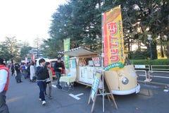 Фестиваль автомобиля токио классический в Японии Стоковые Фотографии RF