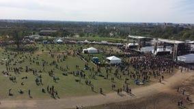 Фестиваль бунта Стоковые Изображения
