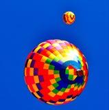 Фестиваль воздушного шара Альбукерке в Неш-Мексико Стоковое Изображение RF