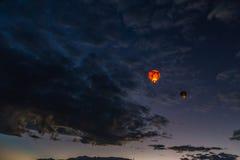 Фестиваль 2016 воздушного шара Альбукерке горячий Стоковые Изображения