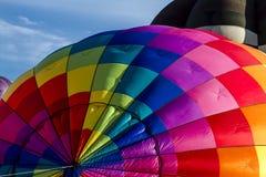 Фестиваль воздушного шара лета горячий Стоковые Фотографии RF