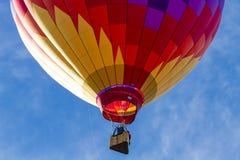 Фестиваль воздушного шара лета горячий Стоковое Фото