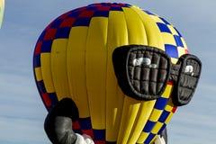 Фестиваль воздушного шара лета горячий Стоковые Изображения RF