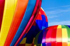 Фестиваль воздушного шара лета горячий Стоковая Фотография RF
