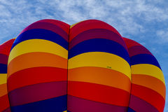 Фестиваль воздушного шара лета горячий Стоковые Фото
