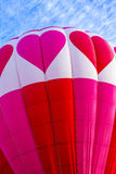 Фестиваль воздушного шара лета горячий Стоковая Фотография