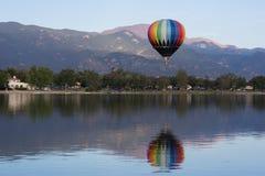 Фестиваль воздушного шара Колорадо-Спрингс Стоковые Изображения RF
