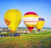 Фестиваль воздушных шаров Стоковые Изображения