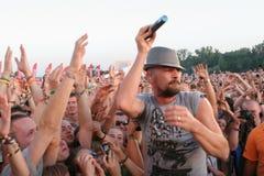 Фестиваль в реальном маштабе времени 2009 кокса Стоковые Фотографии RF