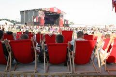 Фестиваль в реальном маштабе времени 2009 кокса Стоковые Изображения RF