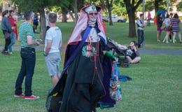 Фестиваль 2015 гордости пиршества Аделаиды Стоковые Изображения RF