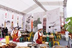 Фестиваль еды бака Стоковые Изображения