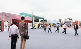 Фестиваль еды бака Стоковые Фотографии RF