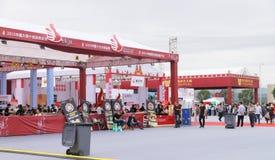 Фестиваль еды бака Стоковая Фотография