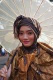 Фестиваль зонтика Стоковое Фото
