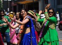 Фестиваль Индии Торонто Стоковые Фото