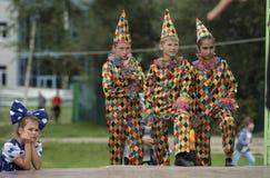 Фестиваль искусств детей стоковое изображение rf