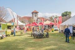 Фестиваль искусств освободившееся государство Стоковые Изображения