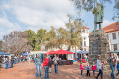 Фестиваль искусств освободившееся государство Стоковое Изображение