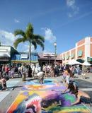 Фестиваль искусств улицы стоимости озера Стоковые Фото