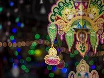 Фестиваль или свет Стоковое фото RF