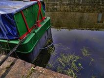 Фестиваль канала Лидса Ливерпуля на Burnley Lancashire Стоковая Фотография RF