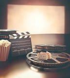 Фестиваль кино стоковые изображения