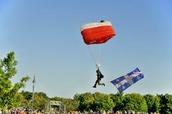 Фестиваль культуры Монреаля воинский Стоковое Изображение