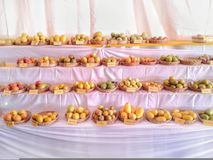 Фестиваль манго стоковое фото rf