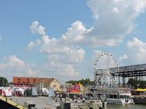 Фестиваль моря Klaipeda Стоковое фото RF