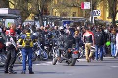 Фестиваль мотора, Варна Болгария Стоковая Фотография