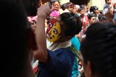 Фестиваль Непала Стоковые Изображения