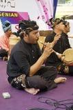 Фестиваль дня предшественника племени Mah Meri Стоковые Изображения RF