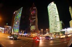 Фестиваль огней Берлин Стоковое Изображение