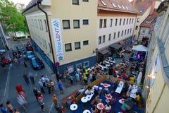 Фестиваль одолженный в Мариборе Стоковые Изображения