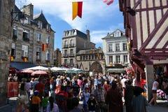 Фестиваль рыцарей стоковое изображение rf