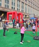 Фестиваль семьи Tribeca Стоковая Фотография RF