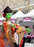 Фестиваль семьи Tribeca Стоковые Изображения