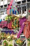 Фестиваль слона в Surin Стоковое Изображение RF