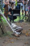 Фестиваль танца Бахи Стоковая Фотография RF