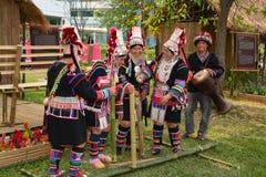 Фестиваль 2017 туризма Таиланда Стоковые Фото