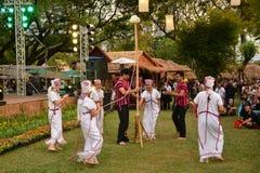 Фестиваль 2017 туризма Таиланда Стоковое Изображение RF